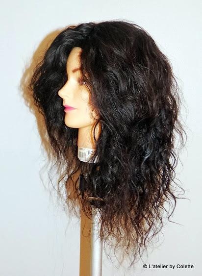 perruque longue ondulée latelierbycolette