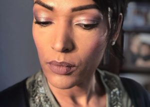essai maquillage taupe vieux rose mariage melanie latelierby colette 2019
